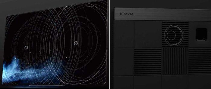 Sony KD-55AG9 акустика