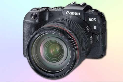 Canon EOS RP беззеркальный полнокадровый фотоаппарат