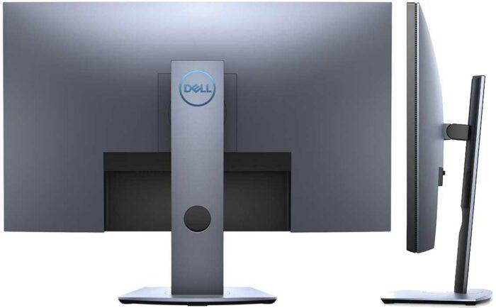 Dell S2719DGF тыловая сторона