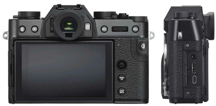 Fujifilm X-T30 коммутация