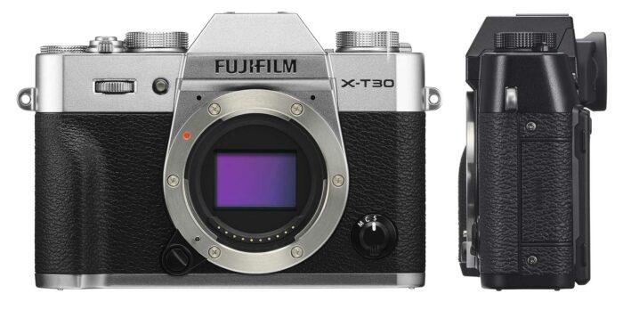 Fujifilm X-T30 обзор