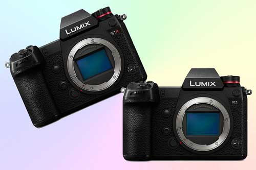 Panasonic Lumix DC-S1 и его отличия от DC-S1R