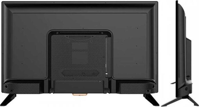 Telefunken TF-LED50S60T2SU тыловая панель