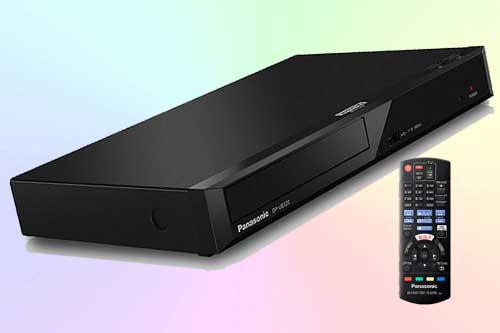 Panasonic DP-UB320 - Ultra HD Blu-ray-плеер из бюджетной серии