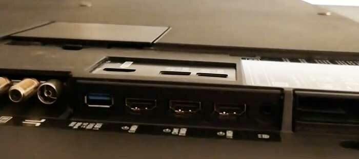 Panasonic TX-75GXR940 интерфейсы