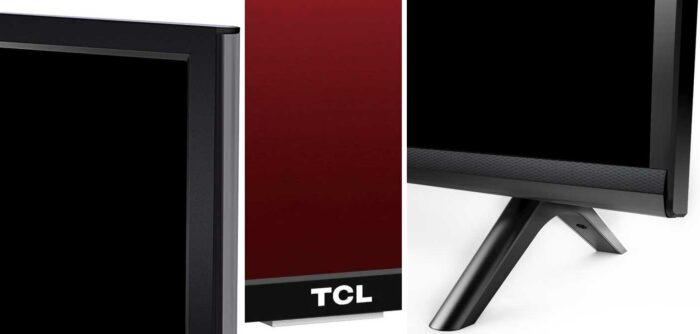 TCL U55P6006 дизайн