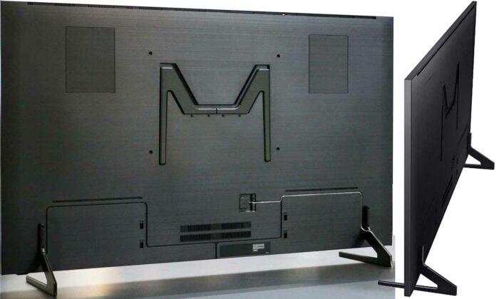 Samsung QE65Q950R задняя панель