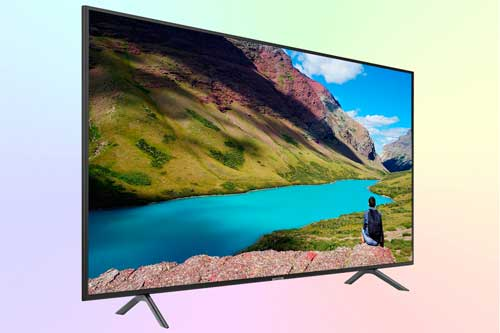 Samsung UE55RU7100U HDR 4K из серии RU7100