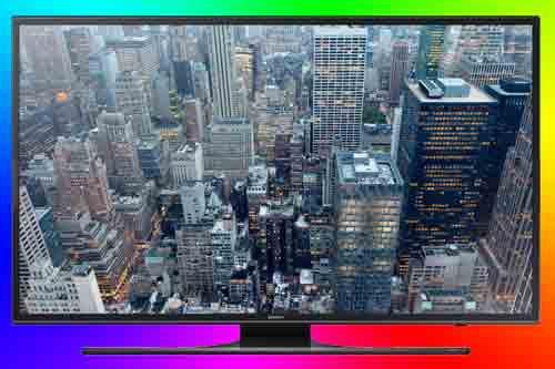 Телевизор Samsung LED UE40JU6430U