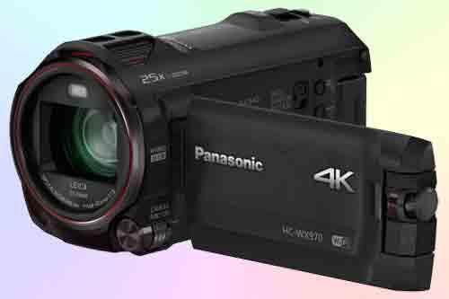 Видеокамера Panasonic HC-VX870. Обзор