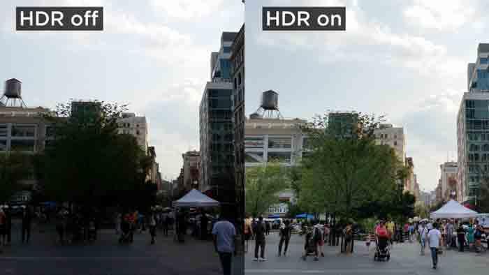 Samsung JS9000. Обзор HDR