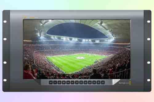 Низкобюджетный 4K монитор Blackmagic SmartView