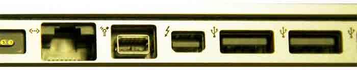 LG 34UM95. Интерфейсы