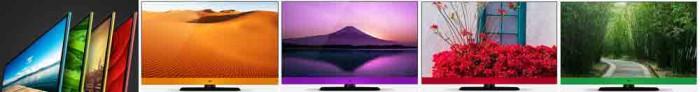 Телевизор Xiaomi Mi TV 2S. Цветной дизайн