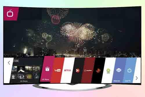 LG 65EG9600 – лучшая модель 2015 года
