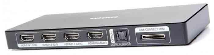 телевизор Samsung UN78JU7500. Хаб