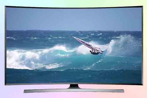 Samsung UN78JU7500. Обзор