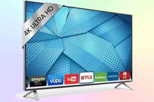 Телевизор VIZIO M43-C1 серии 4K. Обзор