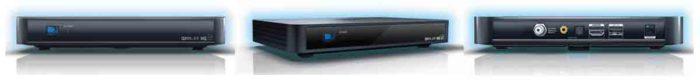 Приставка Genie 4K Mini DirecTV set-top box. Ракурсы