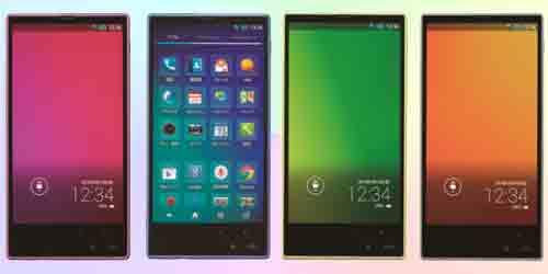 Sharp с новым дисплеем IGZO