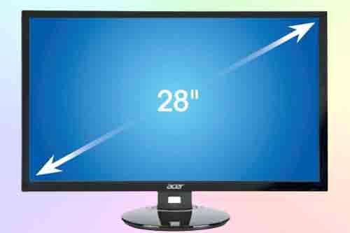 Обзор монитора Acer CB280HK 28″ LCD UM.PB0AA.002