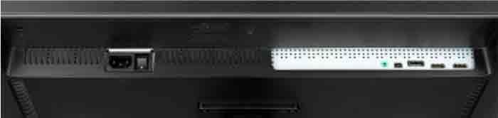 монитор LG 27MU67-B/ Коммутация