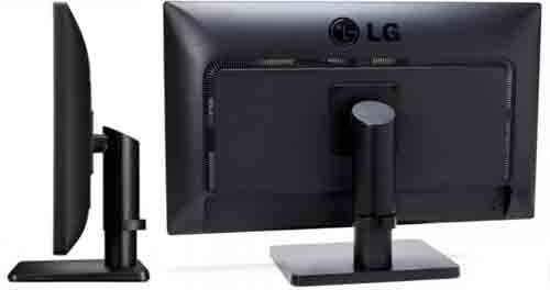 монитор LG 27MU67-B. Ракурсы