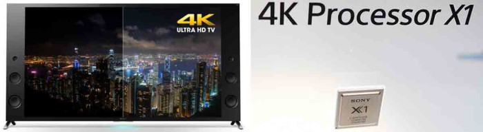 Обзор телевизора Sony XBRX940C
