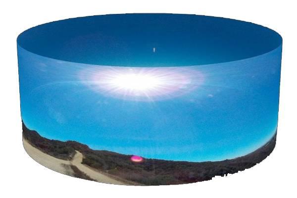 Панорамная видеокамера Kodak Pixpro SP360 4K съемка 360 градусов