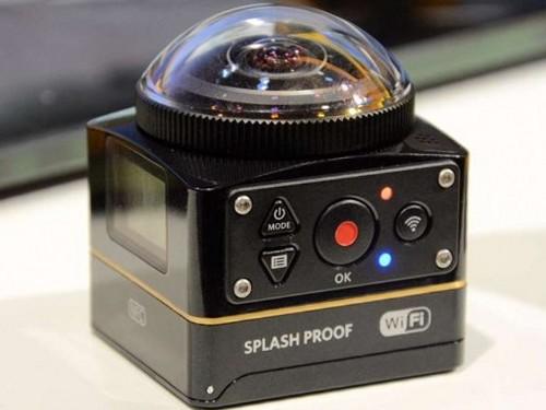 Видеокамера Kodak Pixpro SP360 4K 360 градусов