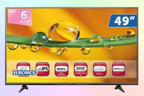 Телевизор LG 49UF6807 - обзор
