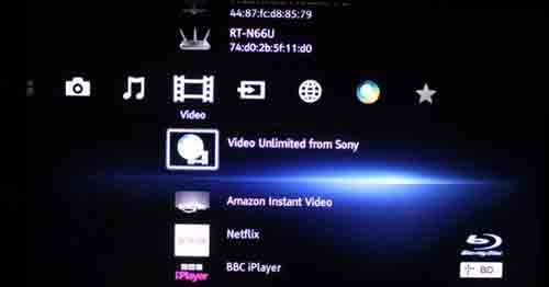 Blu-ray проигрыватель Sony BDP-S7200. Смарт