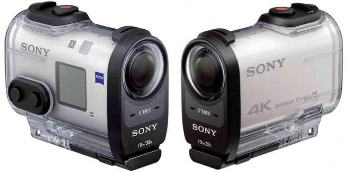 Sony FDR-X1000V. Характеристики
