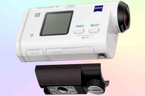 Обзор видеокамеры Sony FDR-X1000V