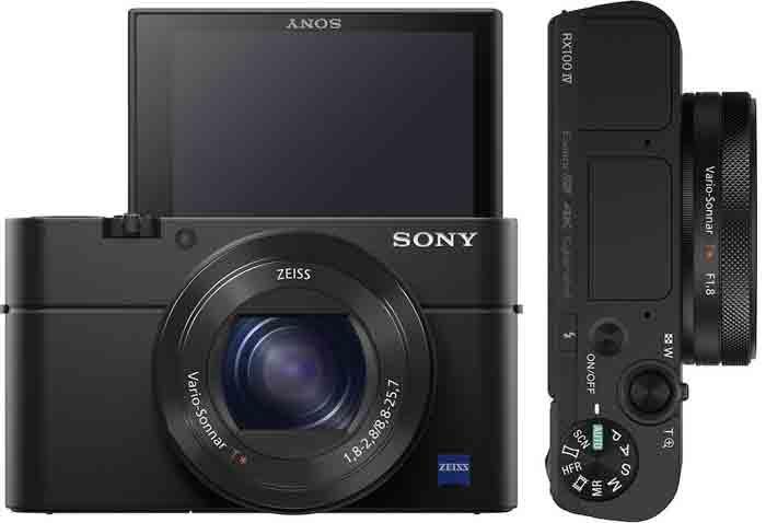 Sony RX100. Опции