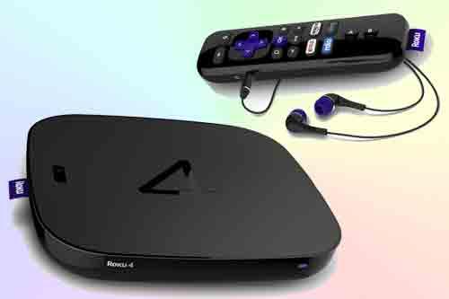 ТВ приставка Roku 4. Обзор 4K Ultra HD медиа проигрывателя