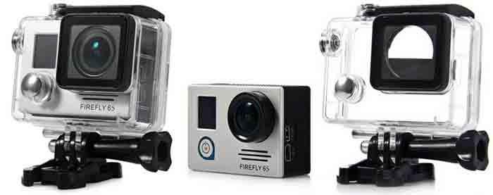 Hawkeye Firefly 6S - спецфутляр камеры