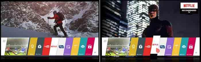 Телевизор LG EF9500 - Smart