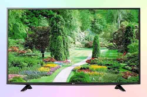 Обзор телевизора LG UF6400