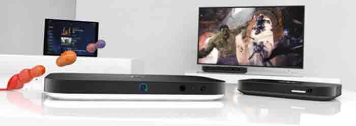 Приставки Sky Q Hub Combo, Sky Q Silver Box и Sky Q Mini Box