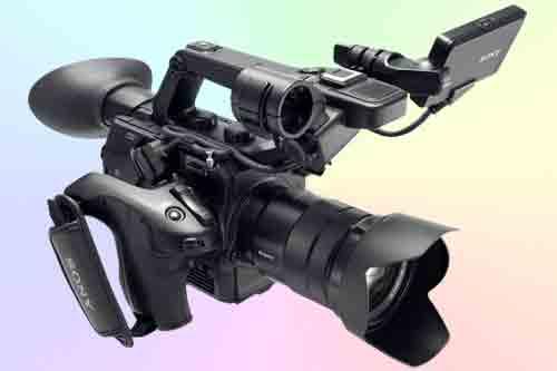 Sony XDCam PXW-FS5 4K UHD Pro