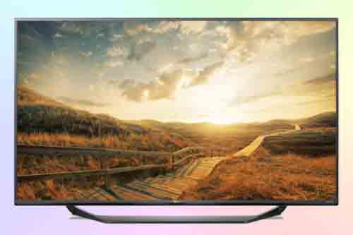 Обзор телевизора LG UF6700