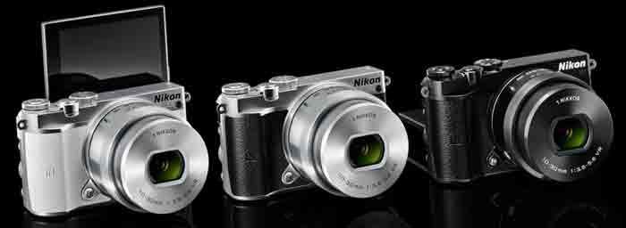 Фотокамера Nikon 1 J5 - корпус
