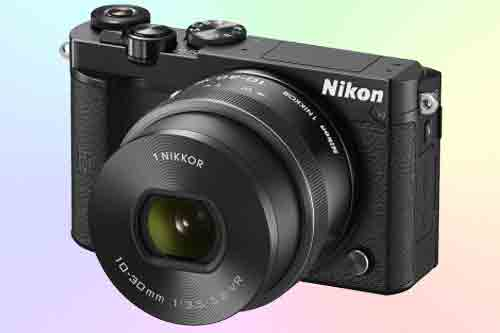 Фотокамера Nikon 1 J5 обзор