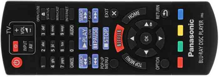 Проигрыватель Panasonic DMP-BDT460 ДУ