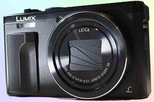 Компактная фотокамера Panasonic Lumix DMC TZ80