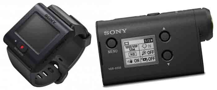 Миникамера Sony HDR-AS50 - ДУ