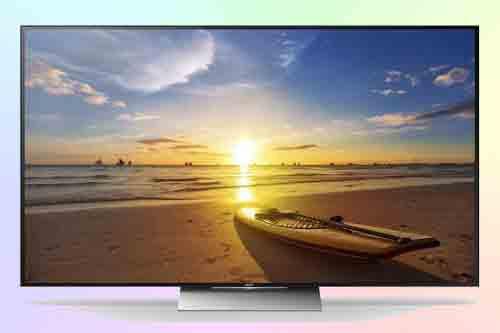 Обзор телевизора Sony KD-55XD9305