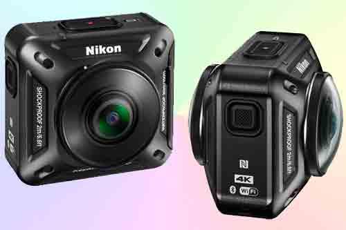 Фотокамера Nikon KeyMission 360