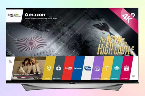 Телевизор LG 65UF950V обзор, отзывы